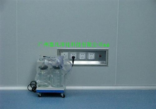 我司承接深圳三甲医院手术室工程装修